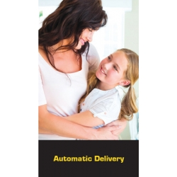 Best Features Family of Inserts - Automatic Delivery