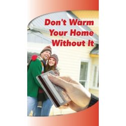 Don't Warm Your Home Without It
